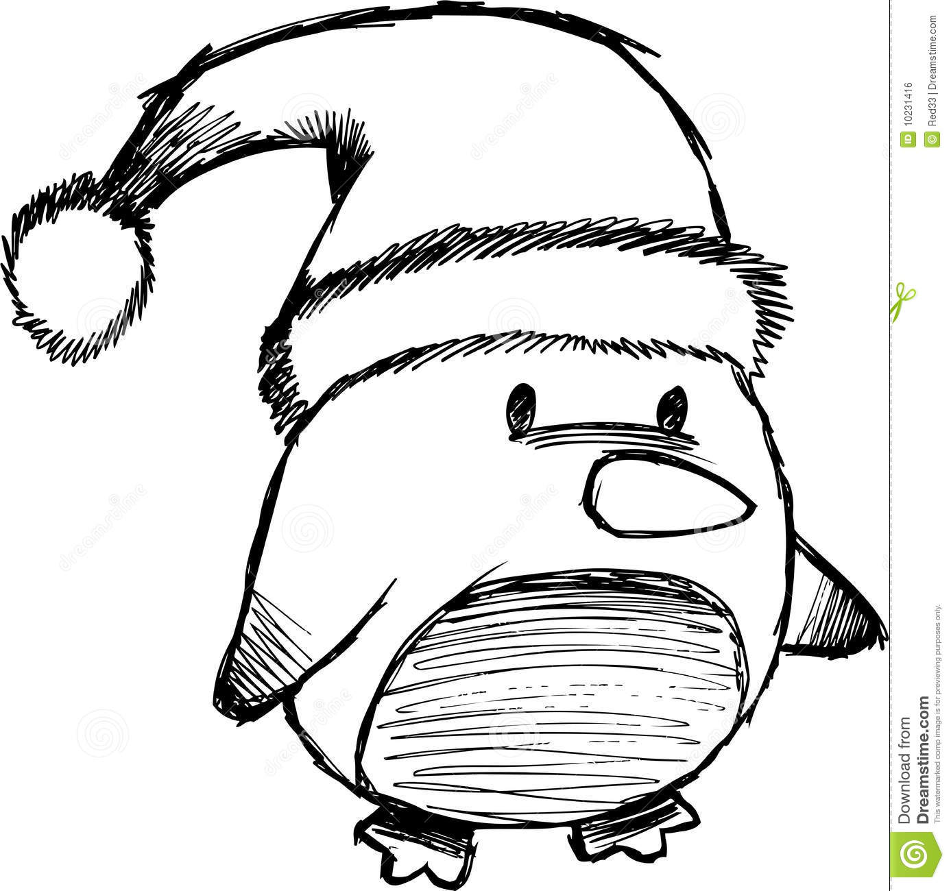 1387x1300 Panda Christmas Drawings Festival Collections