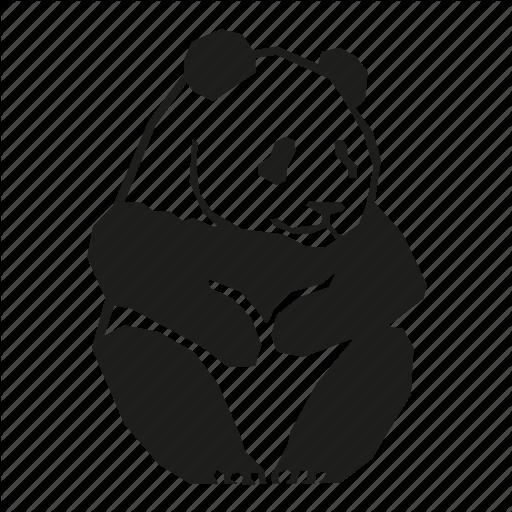 512x512 Animal, Bear, Emoticon, Face, Panda Icon Icon Search Engine