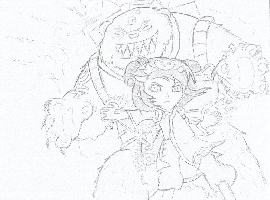 1024x761 Annie Panda By Ozaik O