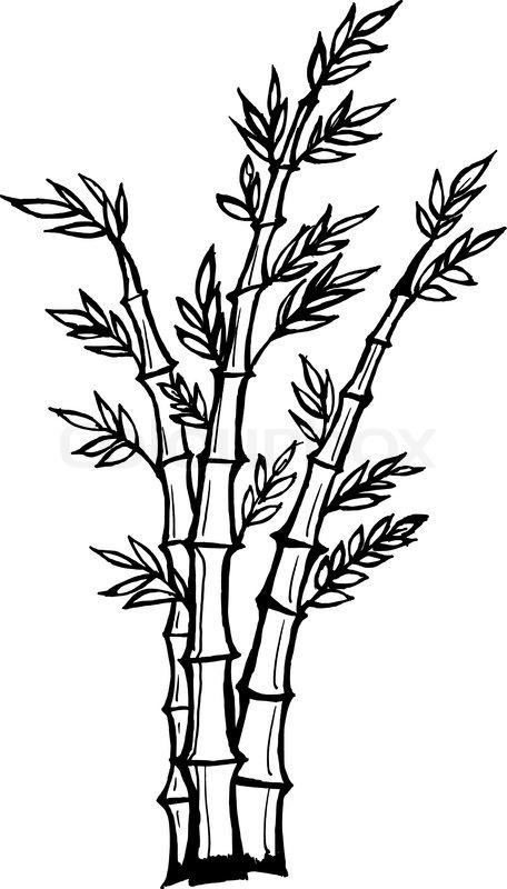 bamboo tattoo tree of life