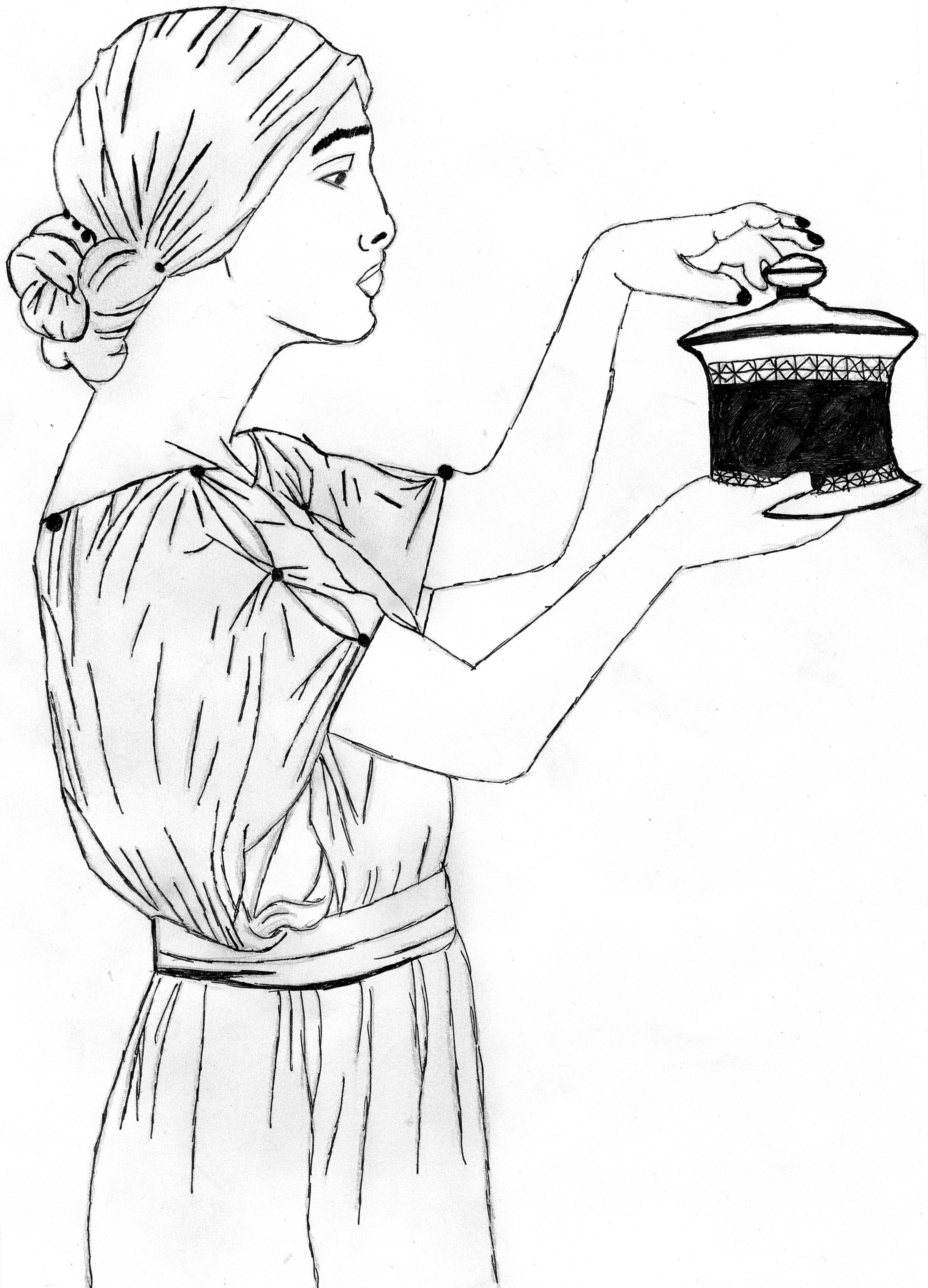 2412x3347 My Drawings Of Pandora. Flanagan's Blog