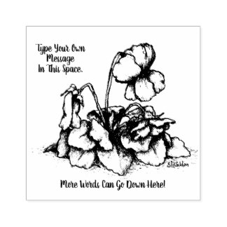 324x324 Pansy Drawing Gifts On Zazzle