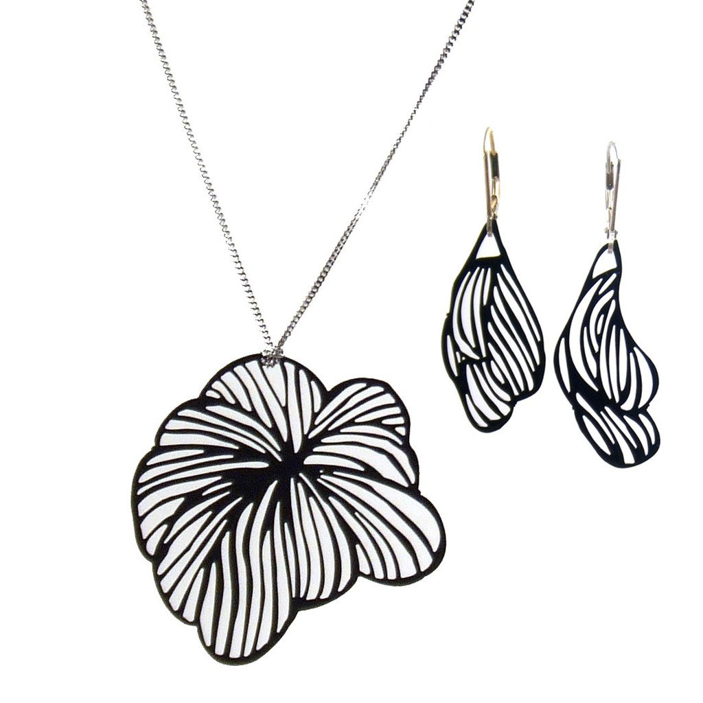 1024x1024 Pansy Pop Out Jewelry Set