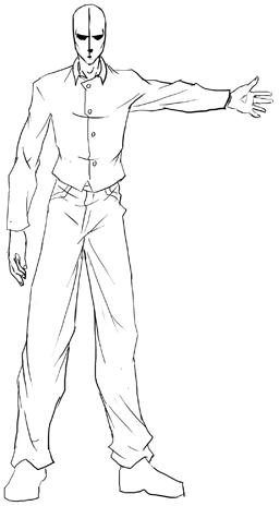 257x464 How To Draw Manga Anime Clothing With Drawing Lesson