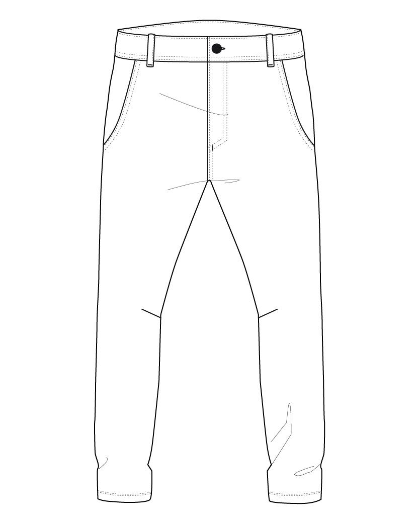 833x1042 M Chino Slim Pant