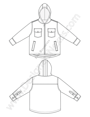 316x409 Fashion Technical Drawing Free Vector Fashion Flat Sketches