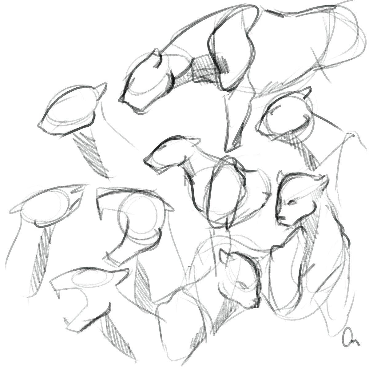 1200x1200 Mitzi Santillan On Twitter Drawing Panthers Bcs Ive Never Drawn