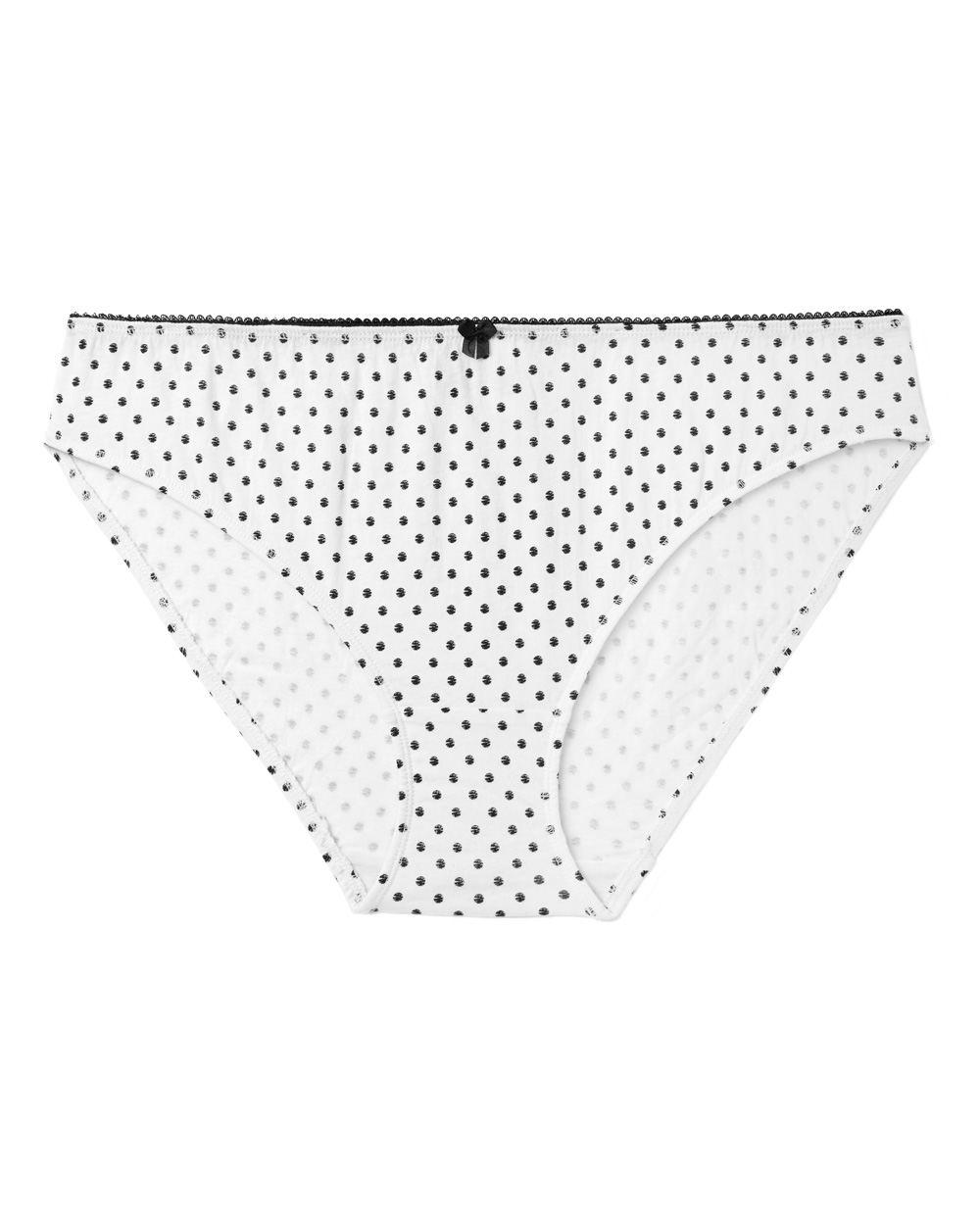 93d3752c215c9 1000x1250 Ti Voglio Printed Cotton Bikini Panty Penningtons