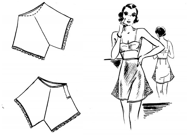 615x445 You Can Have Underwear That Fits As It Should! Sewing Blog
