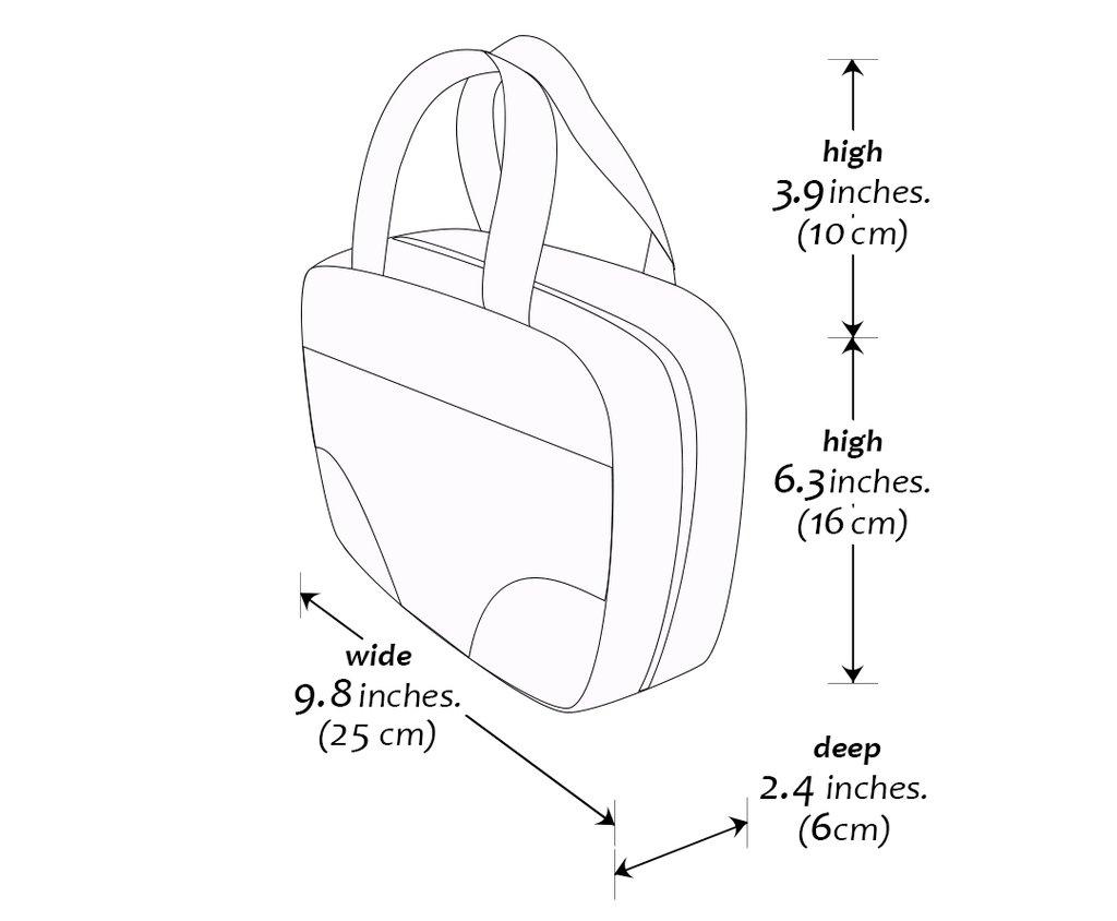 1024x844 The Tiffany Panty Pak Underwear Travel Bag 03106, The Brag Co