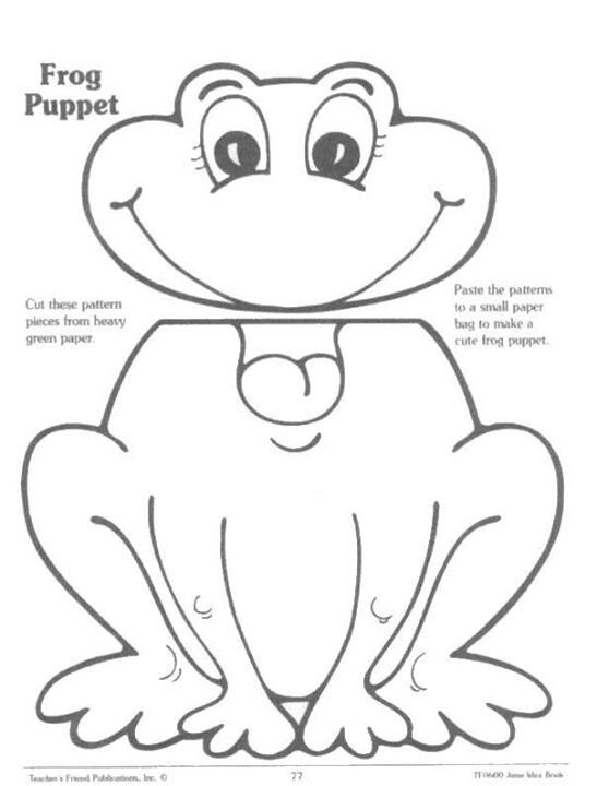 547x720 Octopus Paper Bag Puppet Oceans Paper Bag Puppets