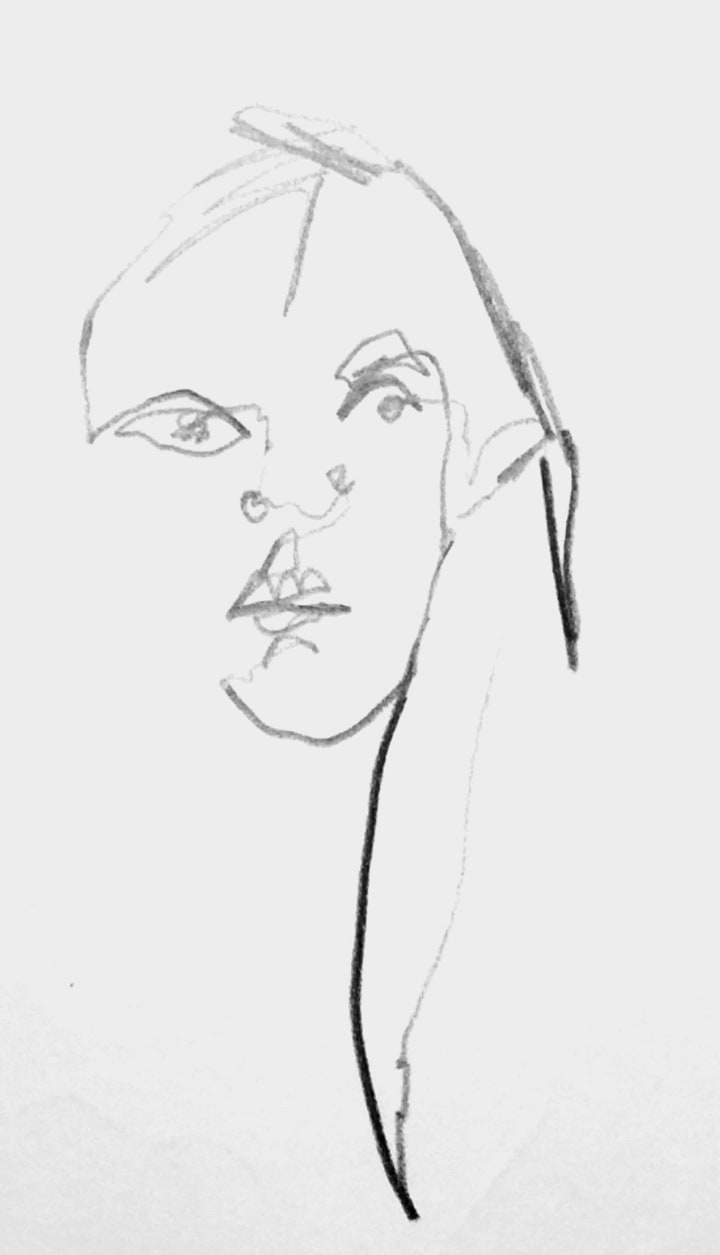 720x1255 Simple Drawing Techniques Never Stop Drawing Cass Art