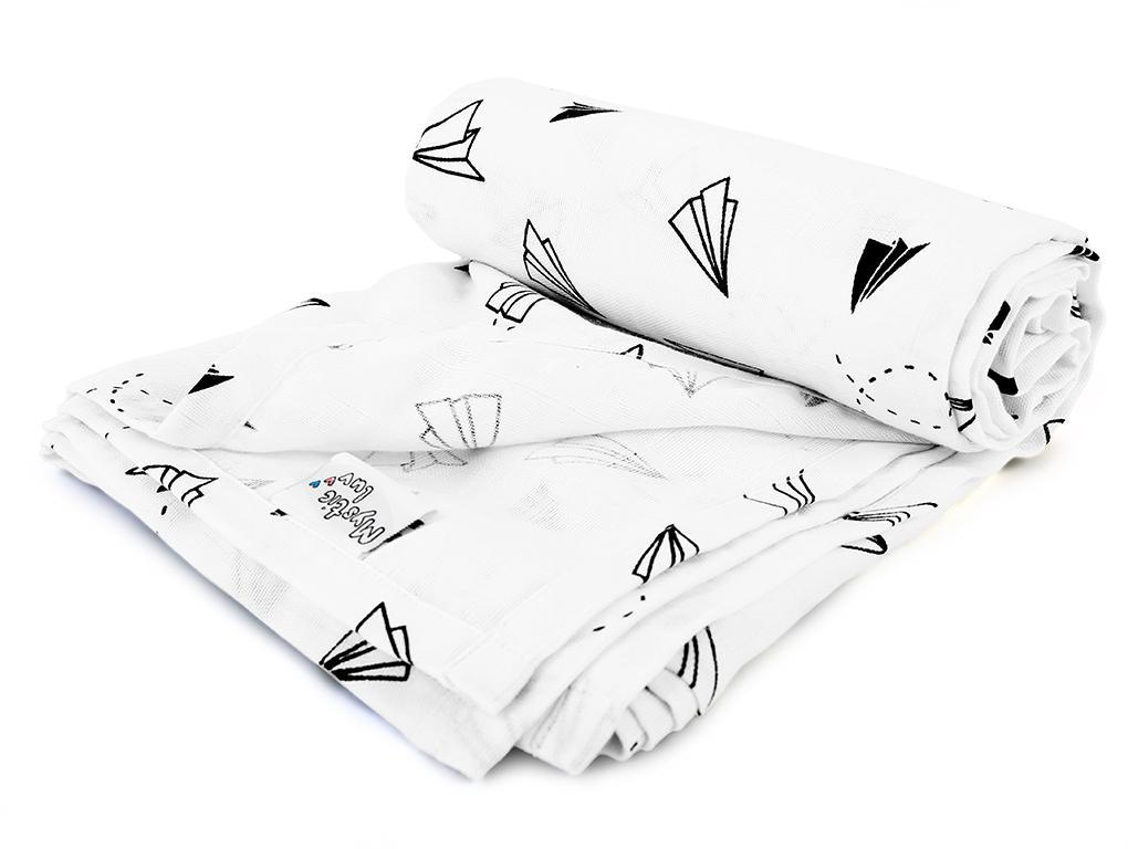1020x768 Baby Swaddle 100% Organic Cotton.perfect For New Born, Baby Amp Kids