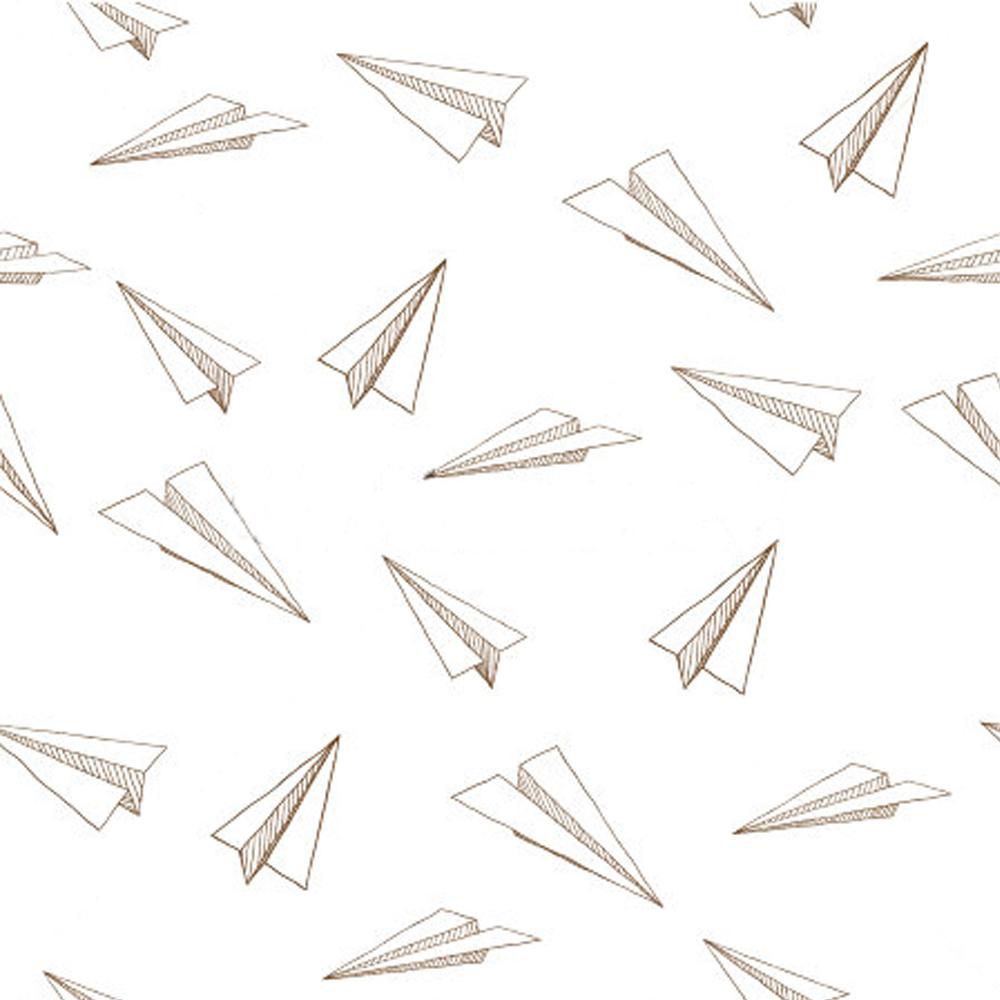1000x1000 Paper Planes Wallpaper