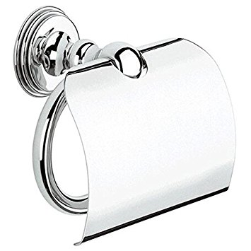 355x355 Grohe Sinfonia Toilet Paper Holder Amazon.co.uk Kitchen Amp Home