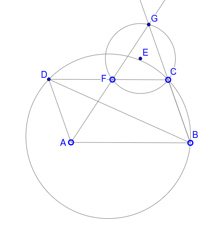 440x475 Angle Bisector In Parallelogram
