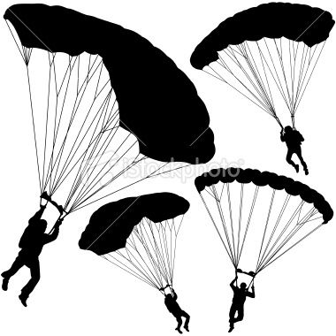 380x380 Parachute Wings For Soe Female Agents