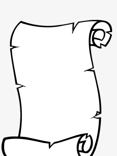 400x533 Parchment Text Box, Text Box, Black Lines, Parchment Png And Psd
