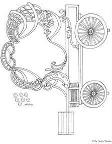 223x288 160 Best Parchment Patterns Images On Veggies, Build