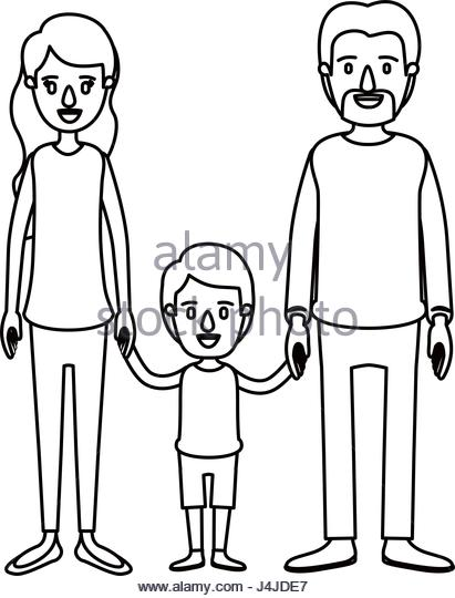 411x540 Parent Child Hands Vector Family Stock Photos Amp Parent Child Hands