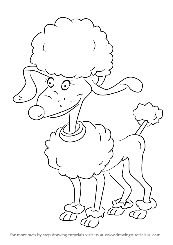 596x842 Learn How To Draw Fifi From Rugrats In Paris