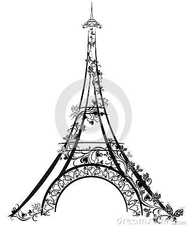 373x450 Eiffel Tower, Paris, France By Marina99, Via Dreamstime Crafts