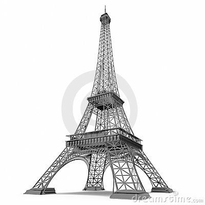 400x400 Awesome Paris Eiffel Tower Background Eiffel Tower In Paris Stock