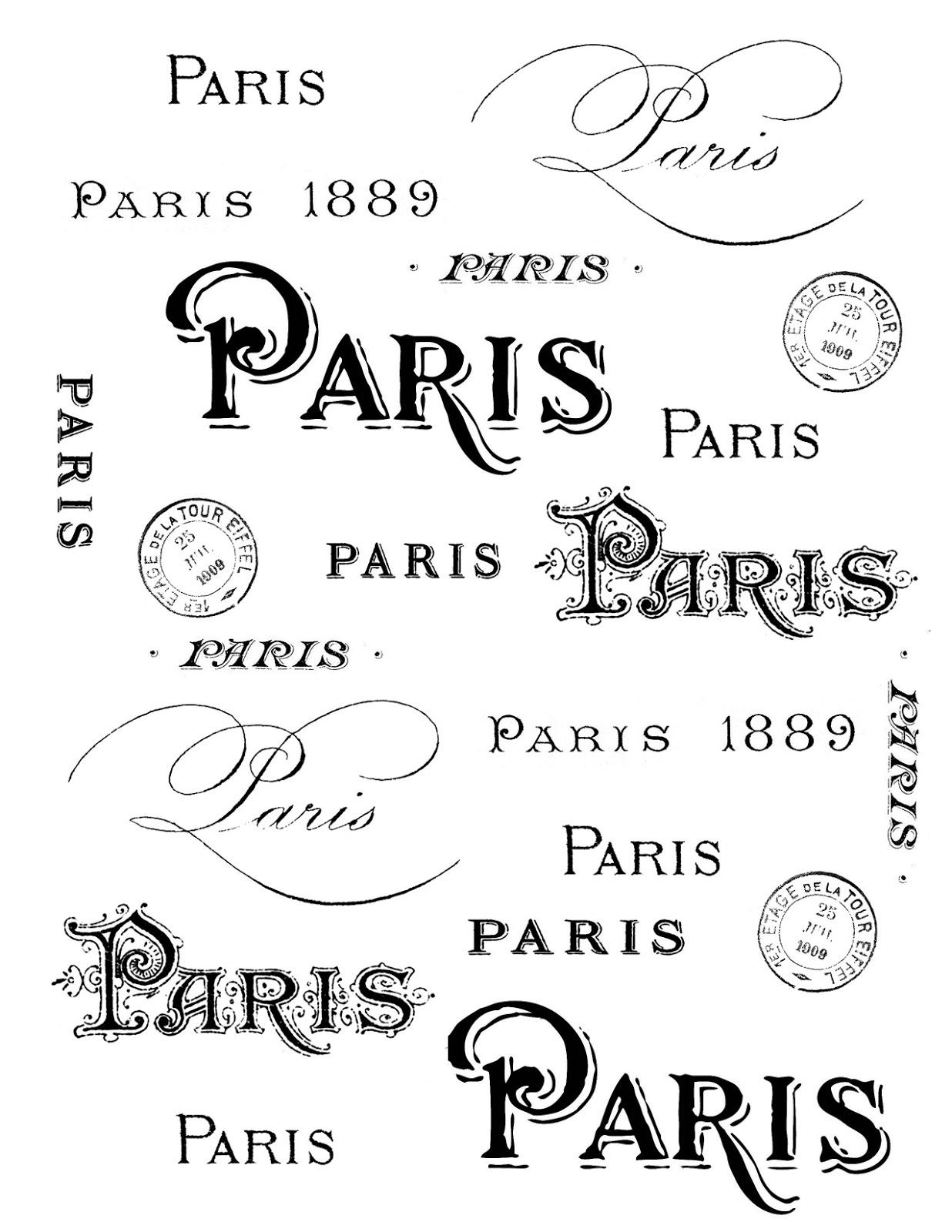 1236x1600 French Transfer Printable