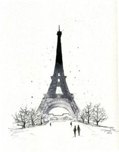 236x301 Vinyl Wall Graphic Eiffel Tower Paris France By Thoughtsthatstick