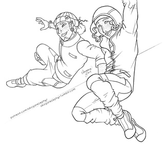 320x282 Parkour Drawings On Paigeeworld. Pictures Of Parkour