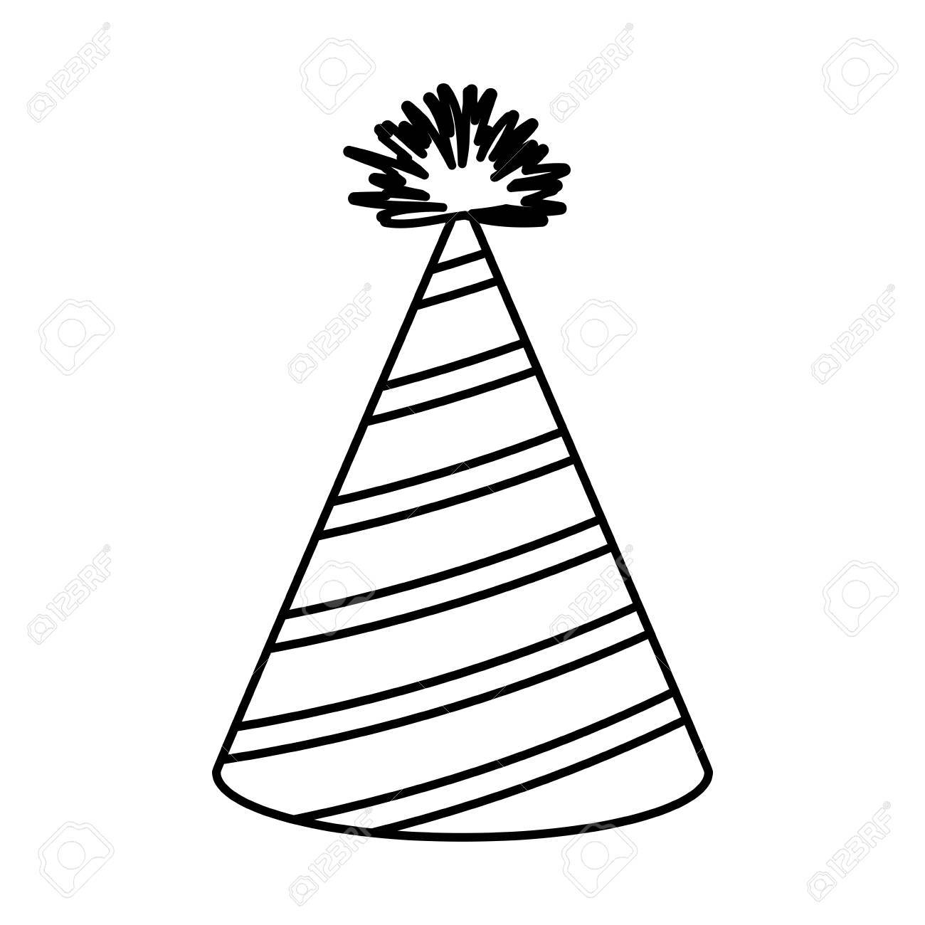 party hat drawing at getdrawings com free for personal use party hat drawing of your choice new year's eve clipart free new years eve clip art 2018 borders