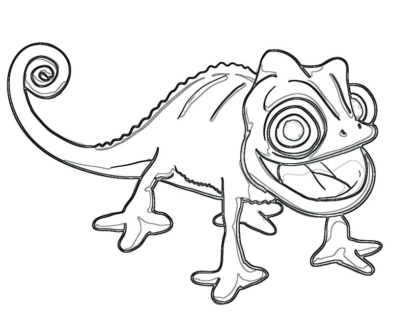 800x667 Tangled Color Pages Pics Of Tangled Pascal Coloring Pages