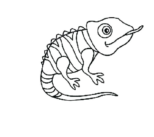 600x535 Tangled Coloring Book And Pascal Tangled Coloring Pages Chameleon