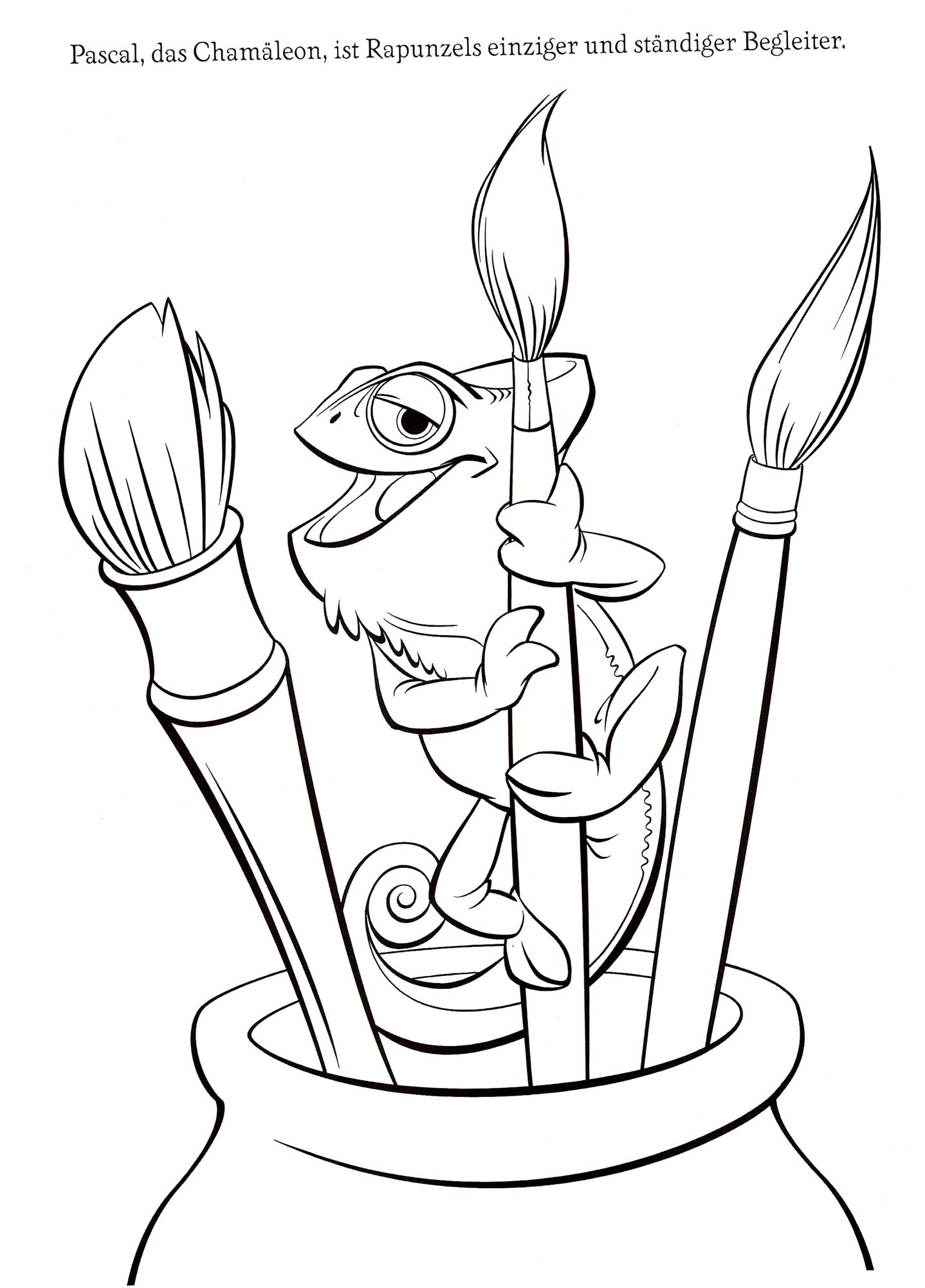 pascal tangled drawing at getdrawings  free download