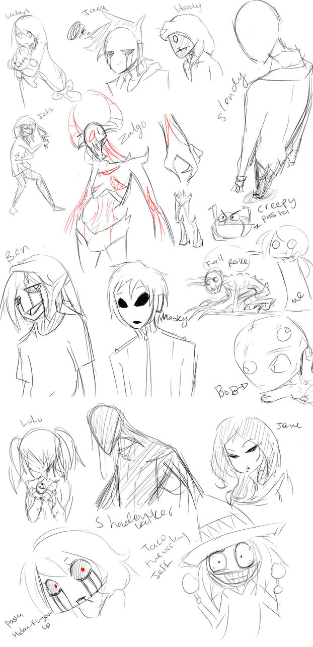 622x1285 I Eat Pasta For Breakfast Sketchdump. By Chibi Works