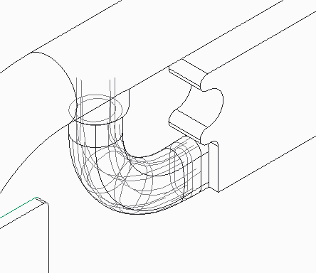 444x384 Solved How To Hide Sweep Profile In Drawings