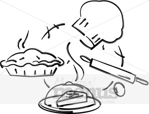 300x229 Pastry Chef Tools Clipart Chef Clipart