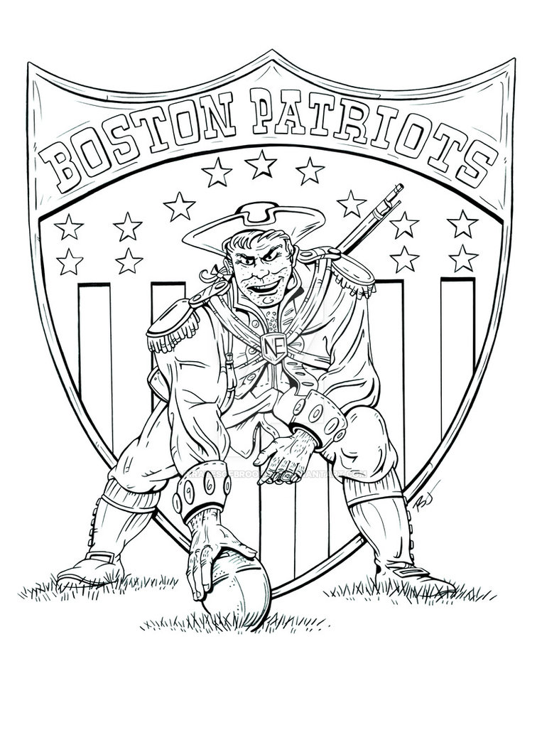 763x1048 Pat Patriot Lineart By Piratesofbrooklyn