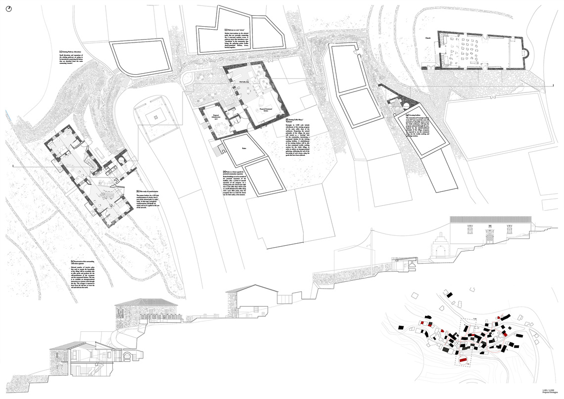 1140x807 Reinhabitation Of Drimonas Settlement In Greece Kadk