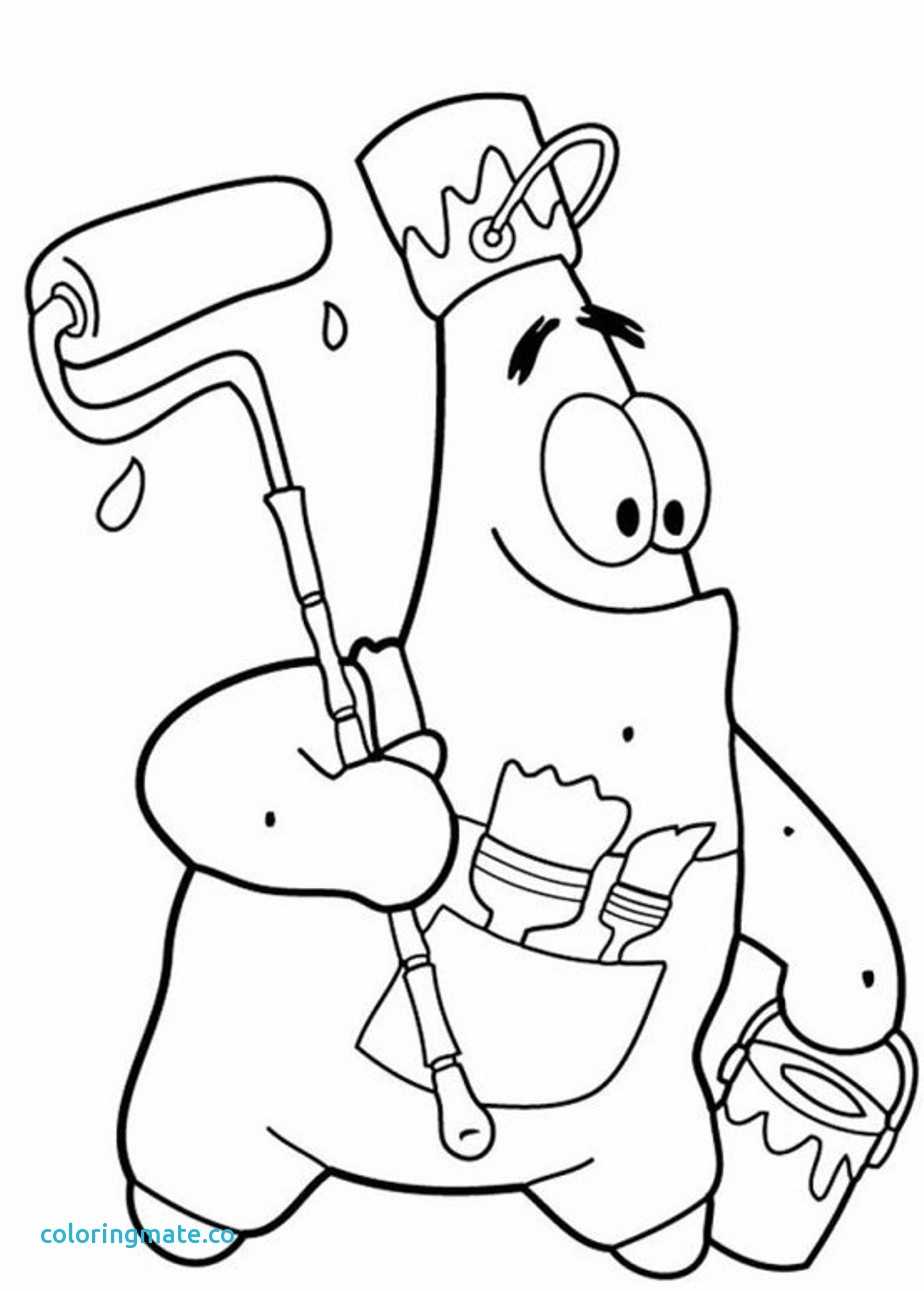 924x1291 Patrick Coloring Pages Fresh Funny Patrick Star Coloring Pages