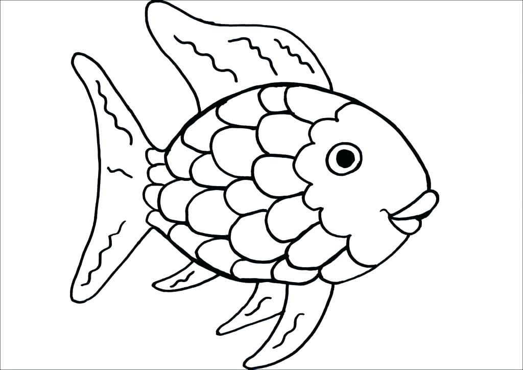 1024x724 Starfish Coloring Pages Fish Coloring Pages Printable Printable