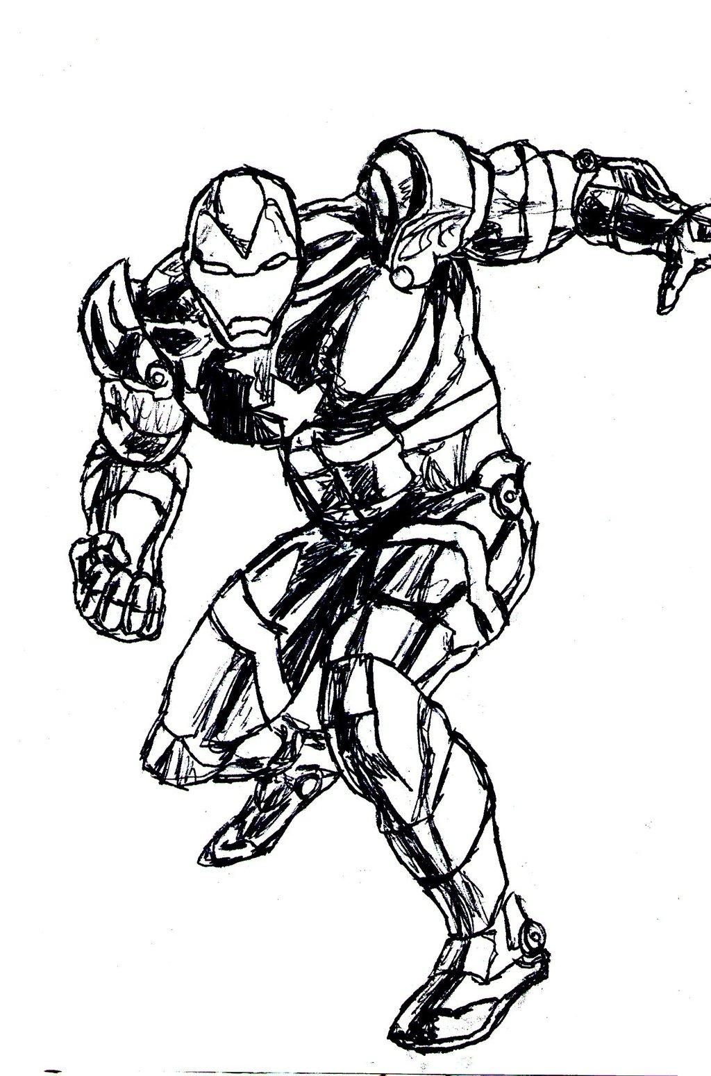 1024x1549 Iron Patriot By Doctorspectrum