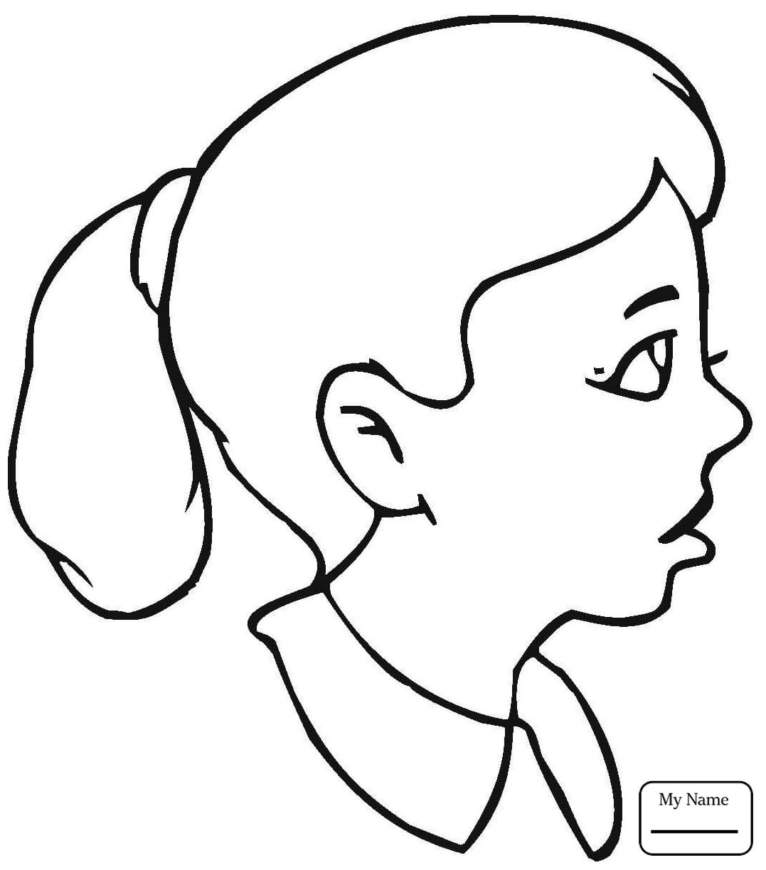 1077x1224 Coloring Pages For Kids Emotions Patriot Outline People