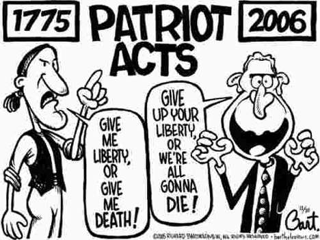 468x351 Patriot Act And Acts Of Patriotism Connor's Conundrums