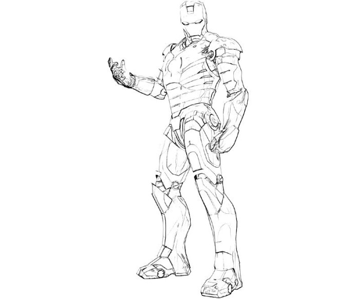 700x583 Free Download Iron Man