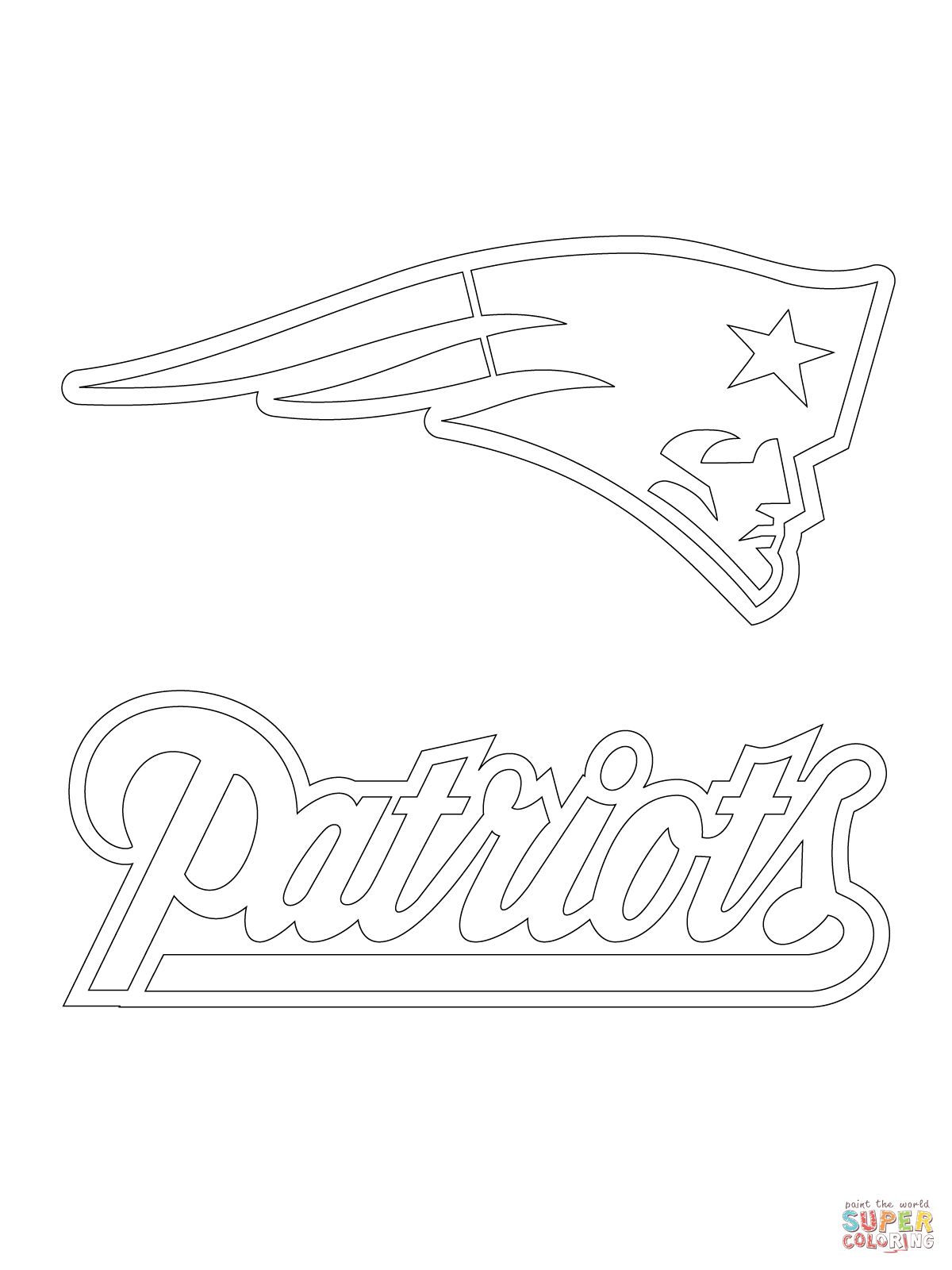 1200x1600 New England Patriots Logo Barbara Board Patriots