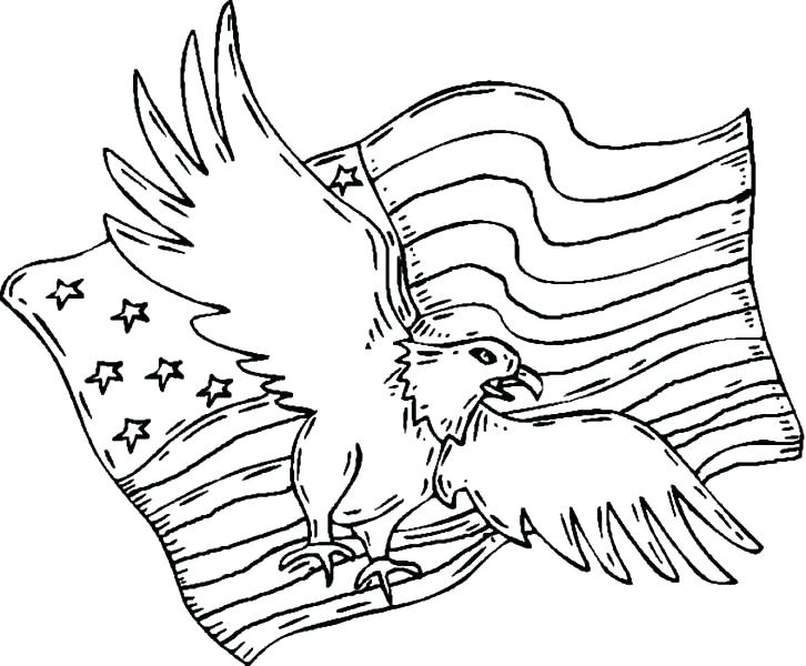 726x600 Patriot Day Coloring Pages Us Eagle Patriots Day Coloring Pages