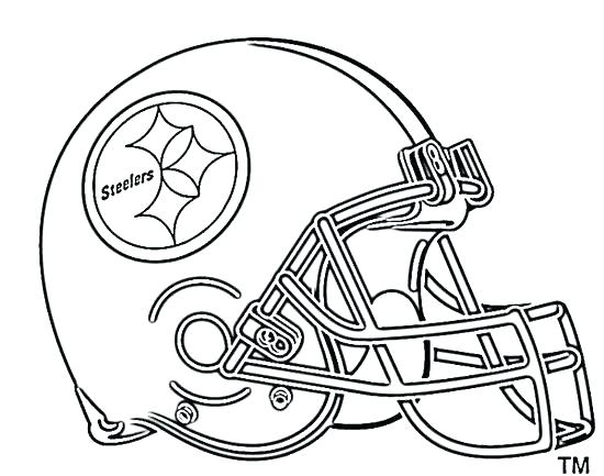 550x433 Elegant Nfl Logos Coloring Pages Fee Football Team Outlines New