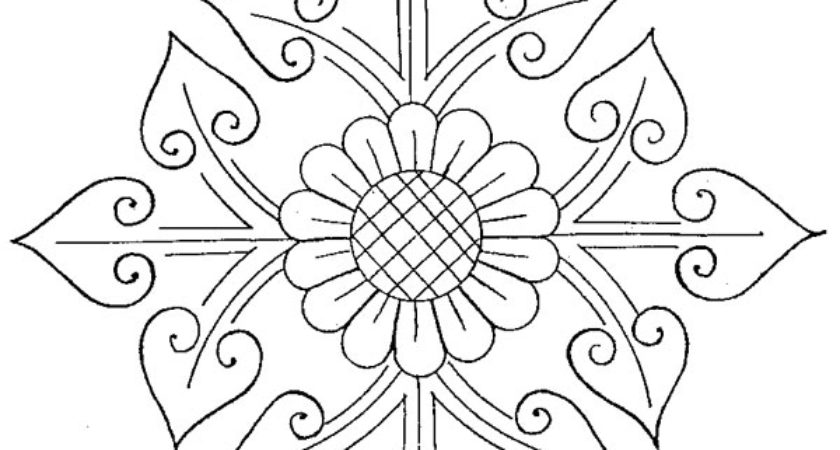 Pattern Design Drawing At Getdrawings Com Free For Personal Use