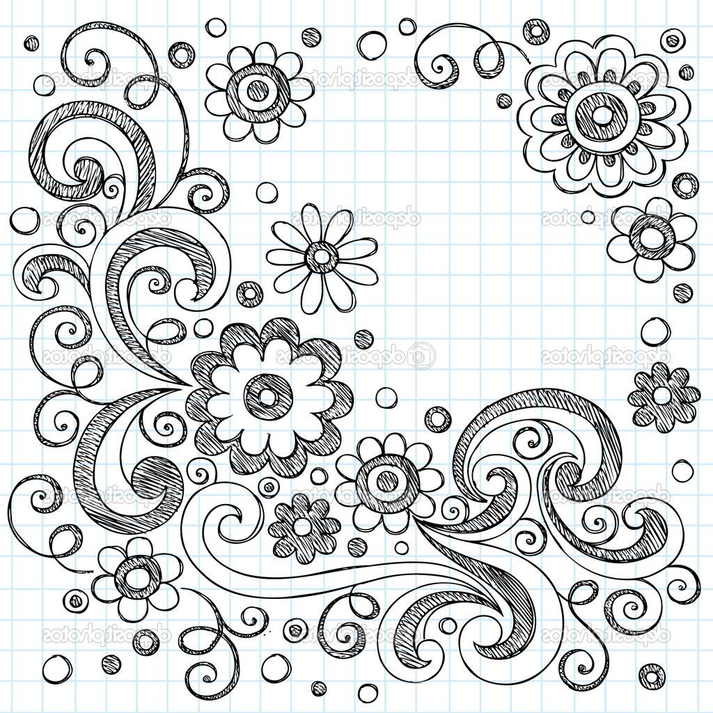 1024x1024 Cute Drawing Designs Easy Cute Drawing Designs Cute Easy Flowers